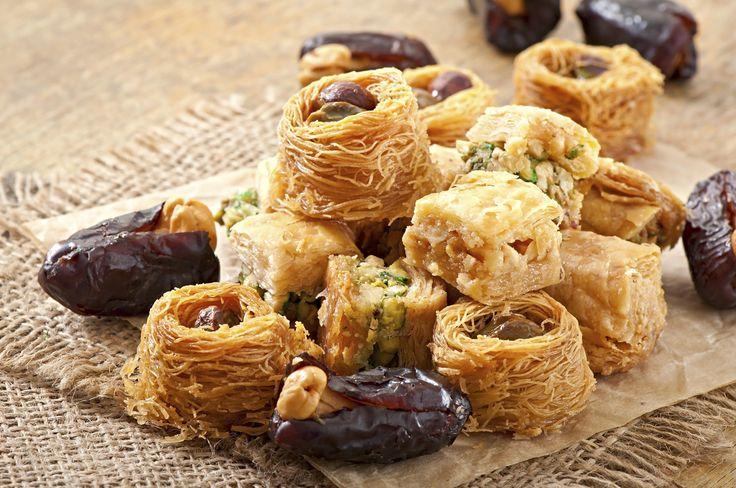Nos recettes de pâtisseries orientales à tomber, une bonne raison d'aimer la période du ramadan !