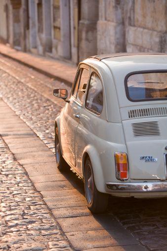 Fiat quando queste lettere significavano passione ITALIANA