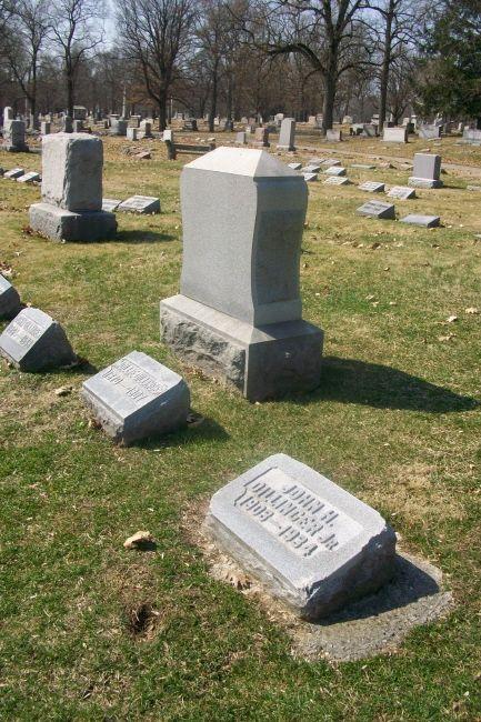 john dillinger gravesite
