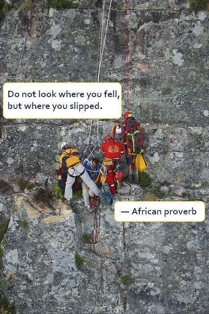 an analysis of african proverb A proverb used to ridicule ignorant people of the lower class who look with wonder on that which is new or unusual  (wolof—west african) 72: the frog has no.