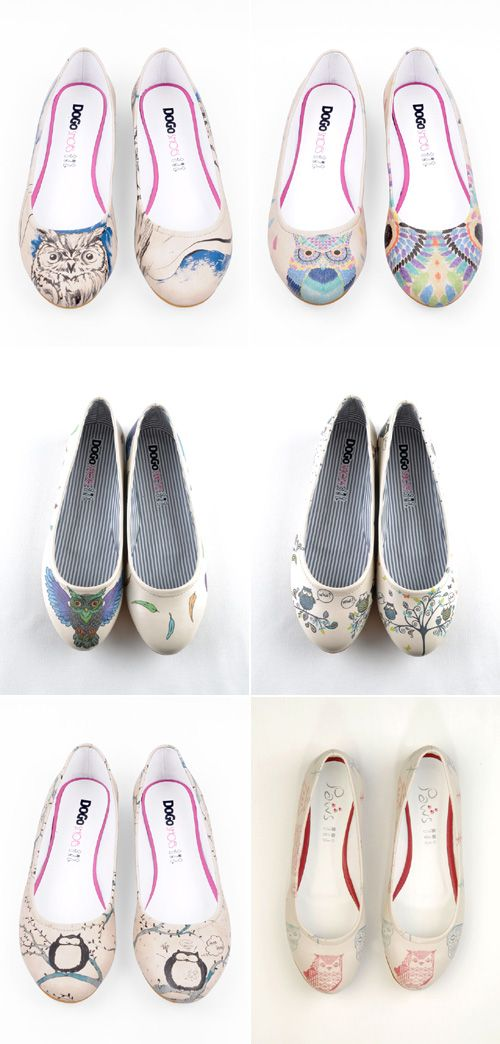 Dogo Store: Owl Shoes