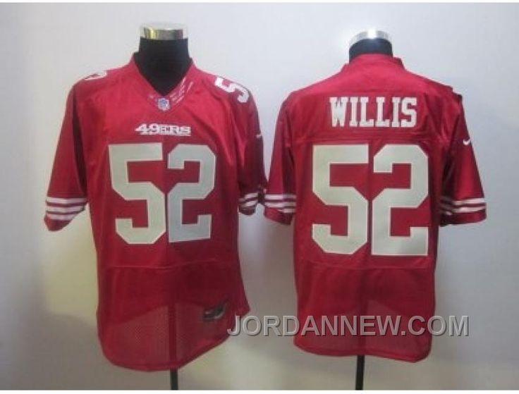 http://www.jordannew.com/nike-san-francisco-49ers-52-patrick-willis-red-elite-jerseys-free-shipping.html NIKE SAN FRANCISCO 49ERS #52 PATRICK WILLIS RED ELITE JERSEYS TOP DEALS Only 21.36€ , Free Shipping!