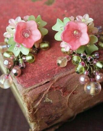 Colleen Toland Primrose Earrings from Victorian Trading Co.