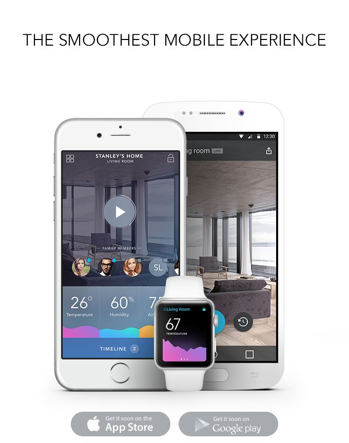 Angee. The First Truly Autonomous Home Security System. by Angee Inc. — www.meetangee.com