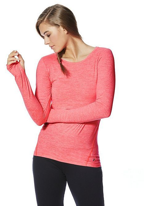 Tesco direct: F&F Active Soft Touch Long Sleeve Top