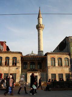 Sultan Üçüncü Mustafa İskele Camii - Kadıköy İstanbul