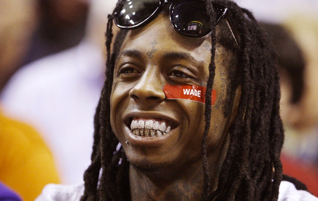 Lil Wayne: Ejected From Heat Game!