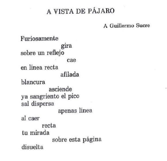 Octavio Paz De Vuelta 1976 Poemas Paz Cayendo