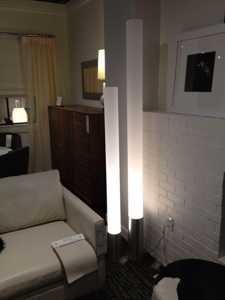 Elise floor lamp Room and Board $350