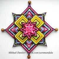 Мандалы от Михаила Данилова