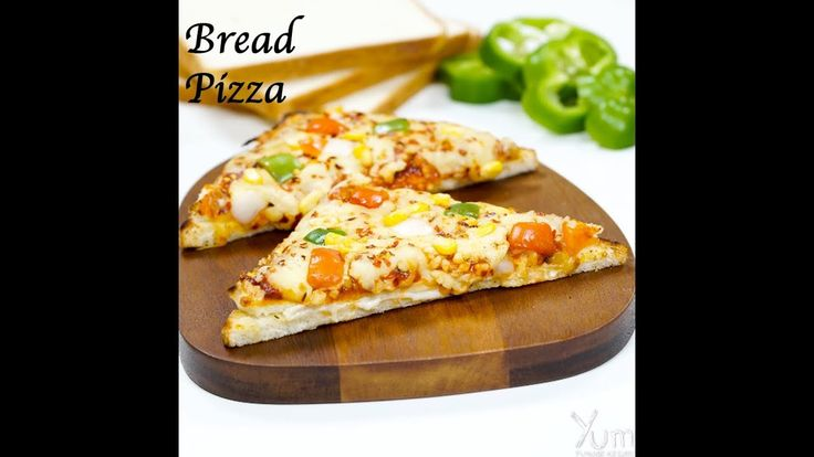 Bread Cheese Burst | cheese burst pizza on bread slice | bread cheese bu...