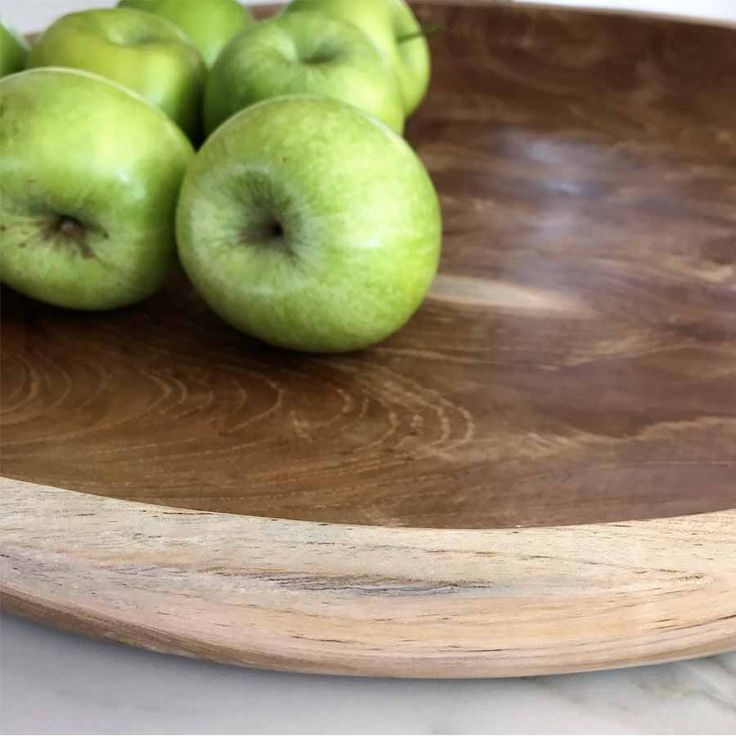 Circ-Plate-Homewares-Timber-Satara-Australia