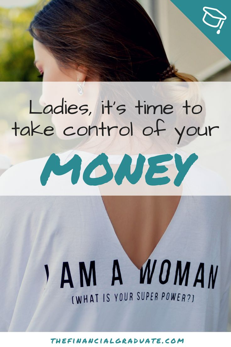 Want to learn how to take control of your money. Read on. Studies have shown that women not only have lower rates of financial literacy then men but they are also less confident in their financial abilities. With more women becoming equal contributors in the household, or even the primary breadwinner, it's important that we get a better grasp of the personal finance basics.