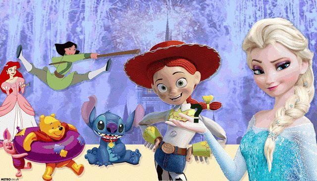 Какой анимационный персонаж Диснея был бы твоим лучшим другом?