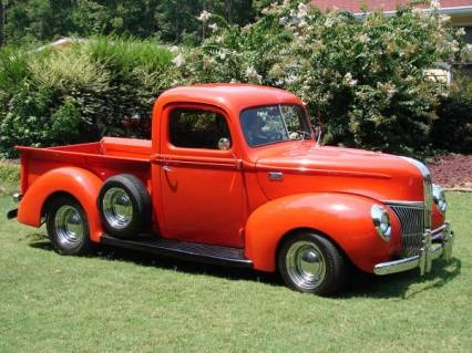1941 Ford Pick Up Truck 	Ad Number: 219830 | Printer Version      Add to your MyOldRide Favorites? ( register or login ) 	      	     	  Price: 	   	$29,500.00  Location: 	   	Cornelius , North Carolina US  Ad Renewed: 	   	May 28, 2012  Ad Expires: 	   	June 27, 2012