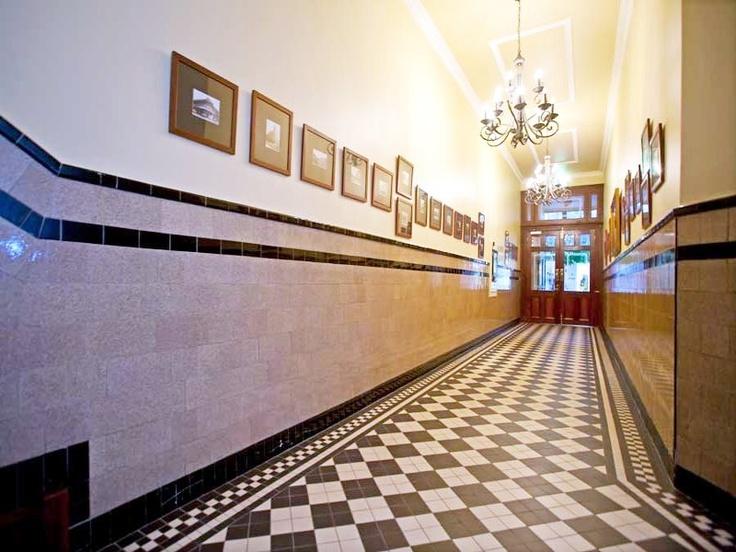 Strata Interior Design Perth - heritage Durham House refurb