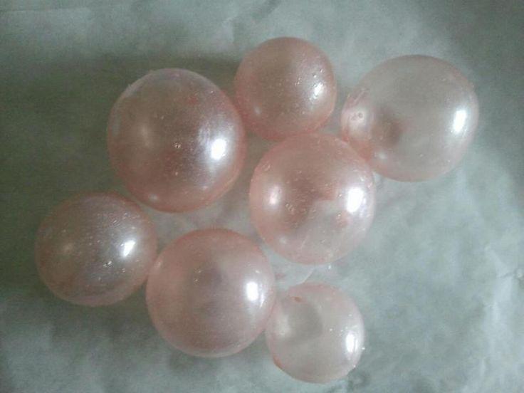 Gelatine Bubbles- die will ich schon ewig mal machen!