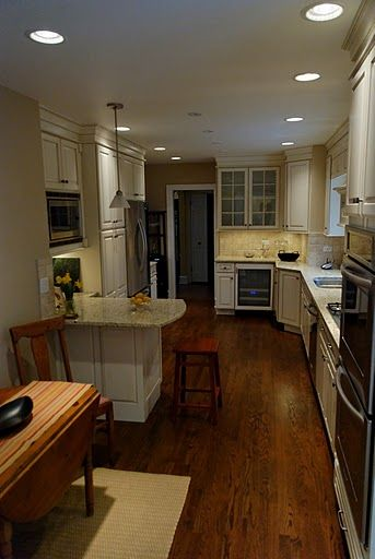 Traditional Kitchen Remodel: Before & After