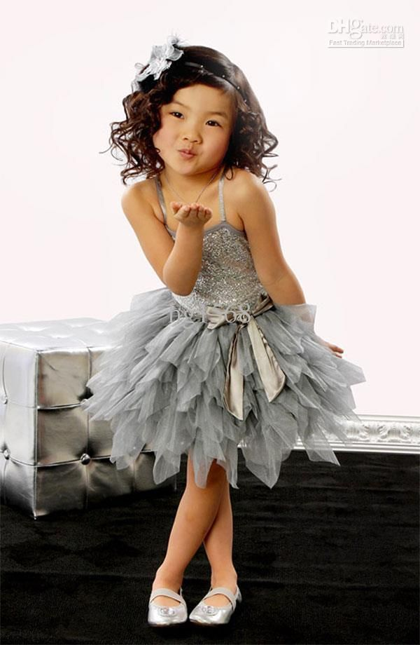 Wholesale Girls' Formal Occasion Dress, Free shipping, $67.2/Piece | DHgate