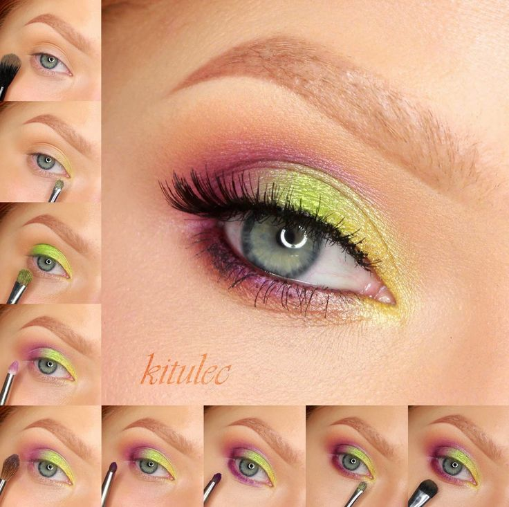 Poison Ivy - End of Summer Look