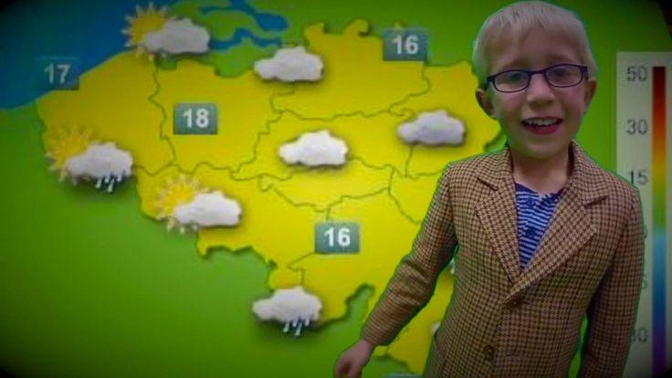 GE-WEL-DIG Weerlied. Dj G-SPOT aka Meester Gerd - Hoe Wordt Het Weer?-ReggaeLied - 3e Kleuter...