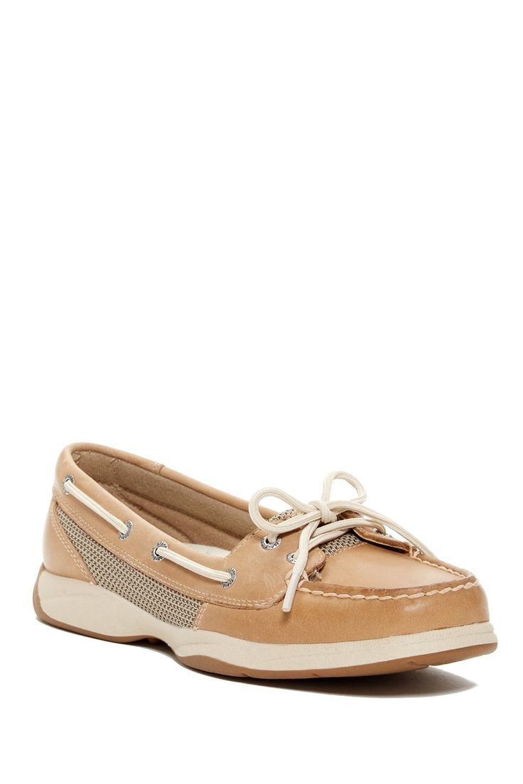 Sperry Laguna Linen Boat Shoe