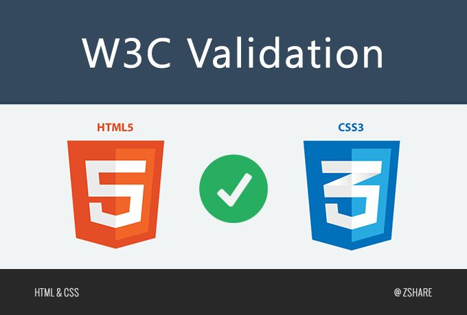 I will:  Validate your website HTML & CSS on W3C Validation Tool; Clean up your code, errors and warnings; Optimize your website for a better SEO; Speed up your site.