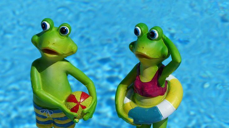 Lato pełną parą... Nie ma to jak piękny początek lata! Upały dają już o sobie znać! Za pewne, część z Was w takie dni wybierze się gdzieś nad wodę?! Basen, jeziorka, morze- na co tym razem padnie wybór? :)