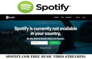 Spotify - Spotify.com Free Music Video Streaming | Spotify Login