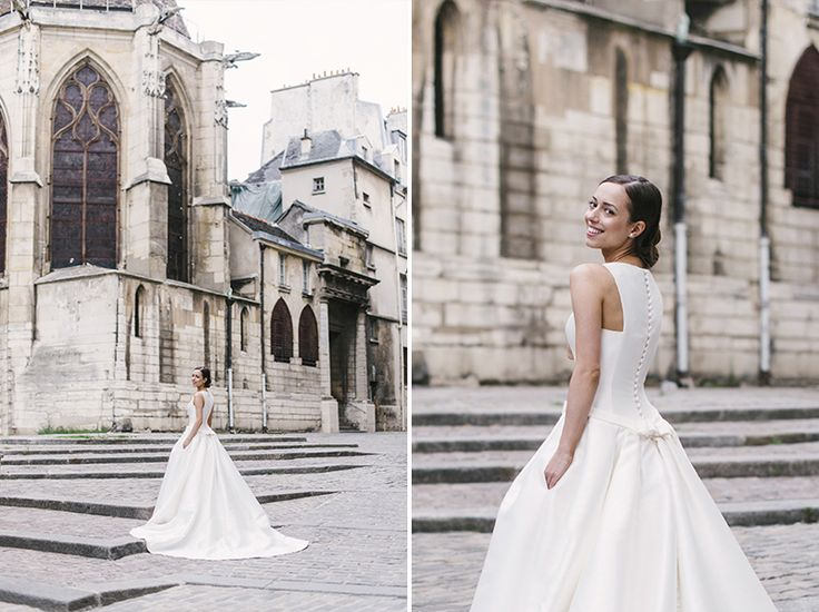 dreameyestudio.pl/ #paris #dreameyestudio #wedding #channel #bride #pronovias #barcaza