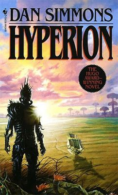 Hyperion - In the top 5, if not #1 all time favorite book!