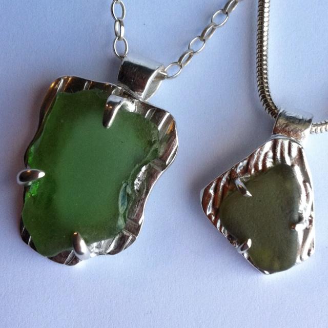 Fused Glass Jewellry North Yorkshire