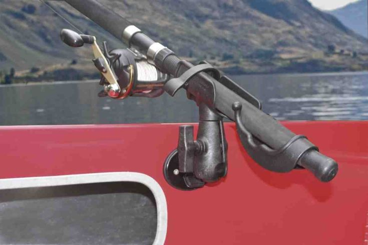 Fishing Rod Holders for Boats