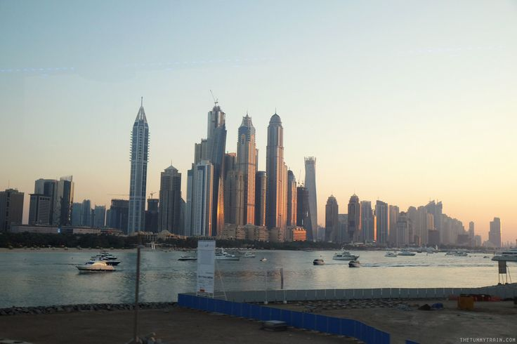 The Dubai cityscape that has become one of my favourites in the world. Check out my travel diaries on the blog. :)