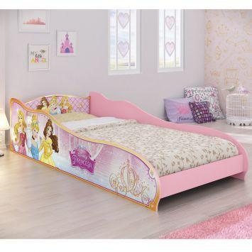 Compre Mini-Cama Princesas Disney e pague em até 12x sem juros. Na Mobly a sua compra é rápida e segura. Confira!