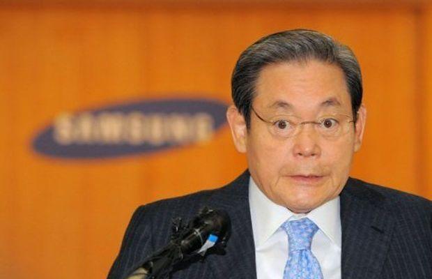 Samsung's Lee Kun Hee Tops Forbes List for South Korea's Richest | Koogle TV