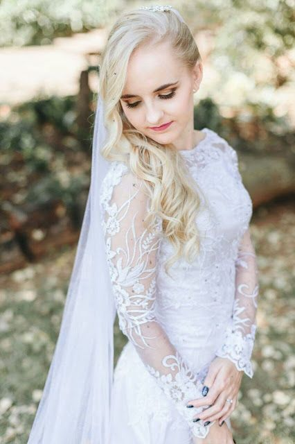 Miss Moco: A beautiful dress fit for a beautiful bride
