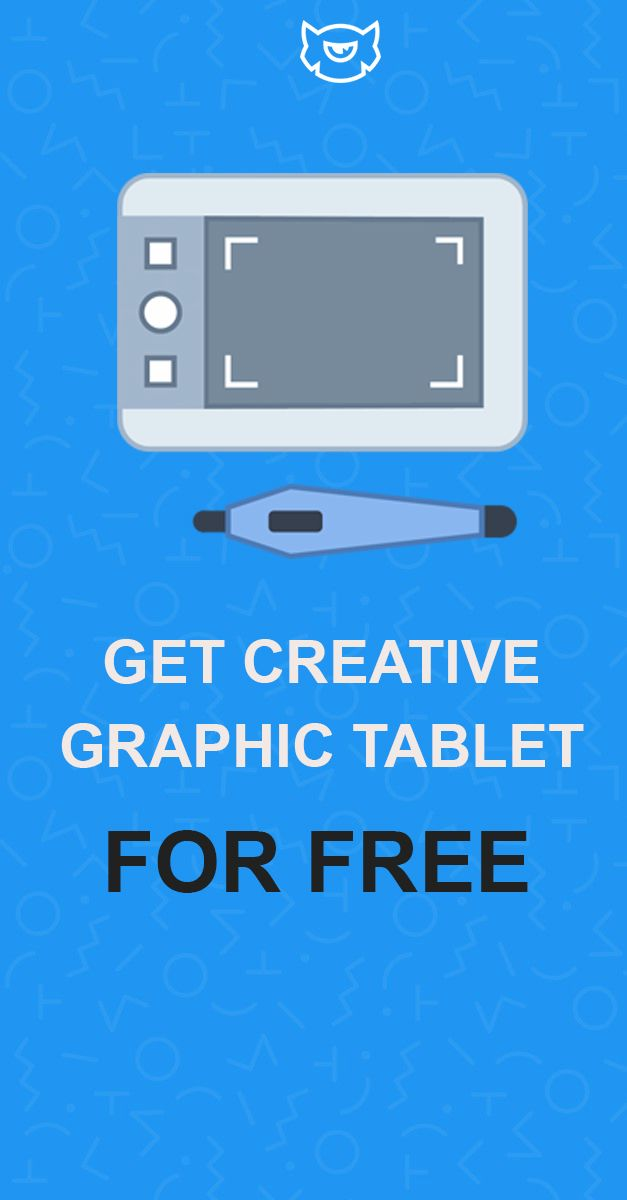 Sell Your Fonts in the Best Online Marketplace and Win a Creative Pen Tablet