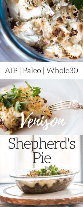 Venison Shepherd's Pie | Let's Create the Sweet Life