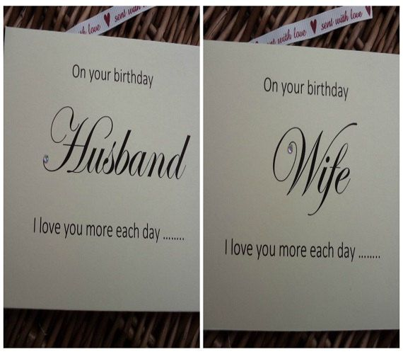 25 Best Ideas About Husband Birthday Cards On Pinterest: Best 25+ Birthday Cards For Husband Ideas On Pinterest