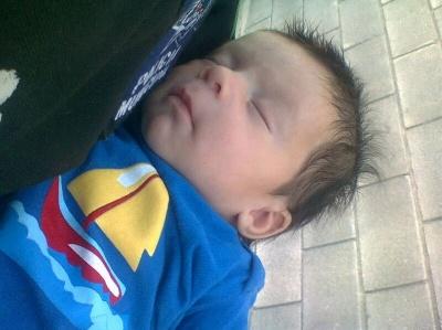 Abandonan a bebé en taxi de Monterrey | Info7 | Nuevo León