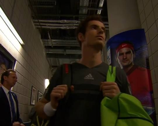 It's time! Andy Murray and Kei Nishikori take the court at the o2 Arena to kick off the 2014 World Tour Finals!  Watch live on http://www.livetennis.com/category/live-streams/ - who will be the first winner in London?