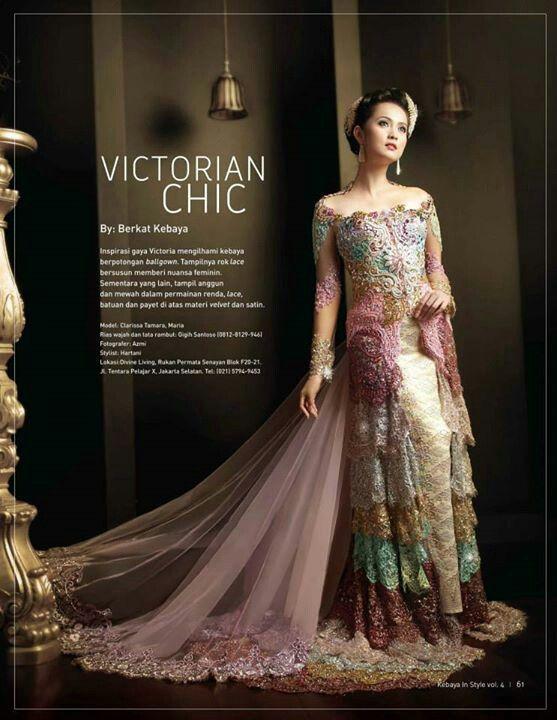 Princess Dewinta dress