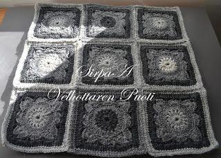 Velhottaren Puoti: Handmade luxury blankets / Käsintehdyt ylelliset p...