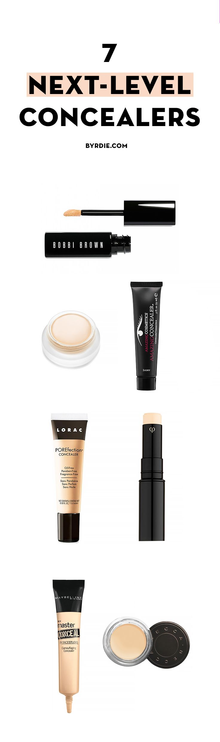 7 concealers that will cover absolutely anything