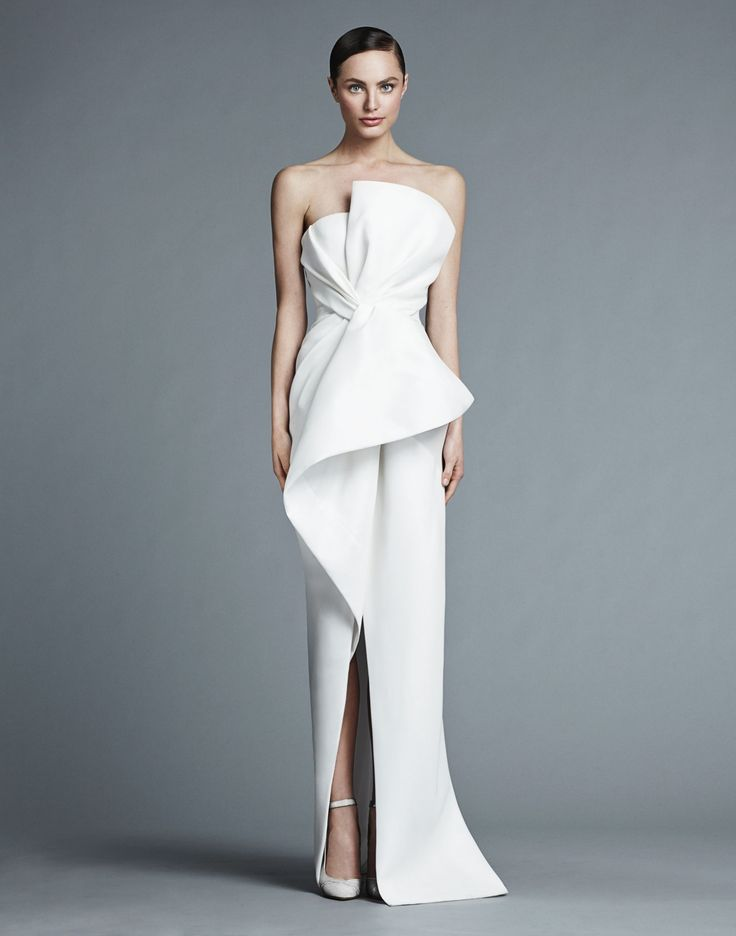 Something New  - J. Mendel Bridal Wedding Dress