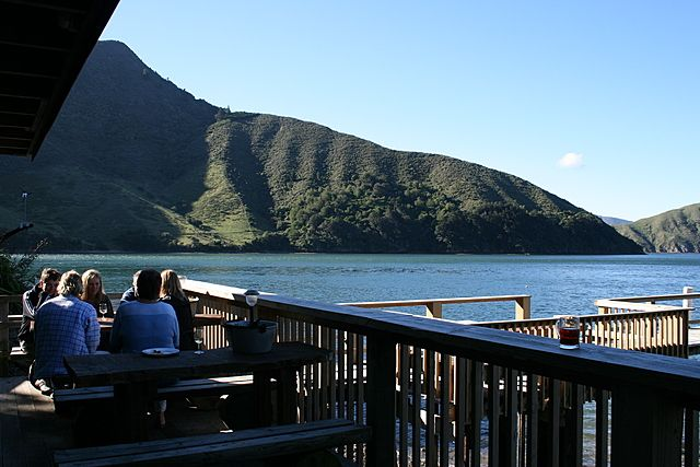 Discover Pelorus Sound - Marlborough: Havelock - Pelorus - Kenepuru - Mahau - French Pass - dUrville Island