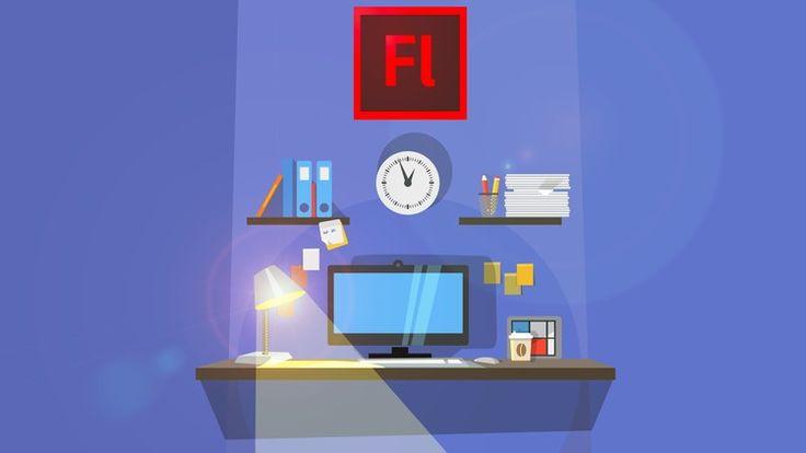 96% off Adobe Flash Professional CS6 Training, $9 Only  #AdobeFlashCS6 #FlashCS6 #Beginners #Coupon #Udemy #UdemyCoupon