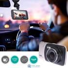 ﹩32.29. 4'' Dual Lens Camera HD 1080P Car DVR Vehicle Video Dash Cam Recorder G-Sensor   LCD screen size - 4.0 HD IPS display screen, Lens - 170° High-resolution wide angle, Video resolution - Front: 1080P(1920*1080),720P(1280*720) Back: 720P, Video format - MOV(H.264), Auto loop recording - Off/1min/3min/5min, Picture resolution - 12M/8M/5M/3M, Picture format - JPG, Memory card - TF card(max support 32GB,it is not included), Microphone/Speaker - Built-in, Frequency - 50Hz/60Hz, Port