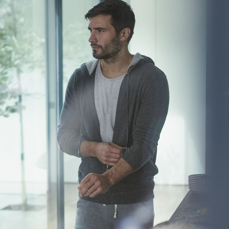 Cashmere Hoodie   Cashmere   Clothing   The White Company UK